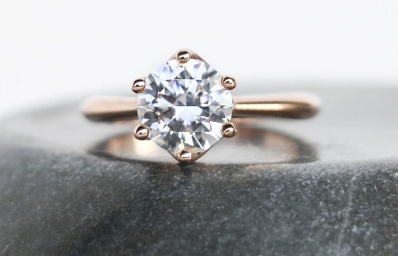 Comparing Different Cuts of Engagement Ring