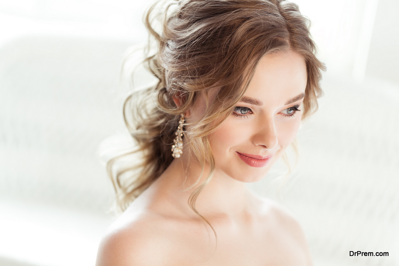 Get Glowing Hair for Your Wedding Day