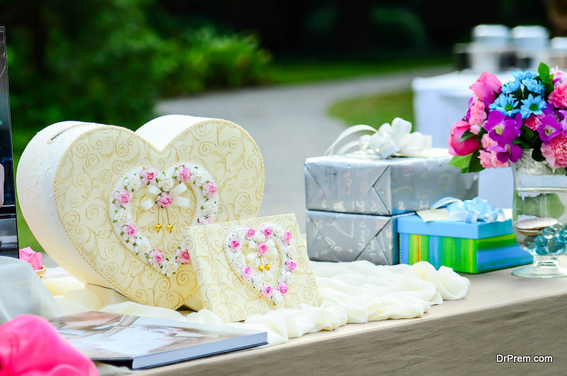 Gift Registry Basics for Couples Planning Their Wedding