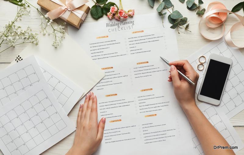 Make Wedding Planning Easier