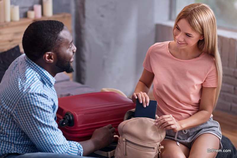 Must Packs for Your Honeymoon