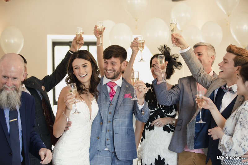 Things You Need to Have at Your Wedding