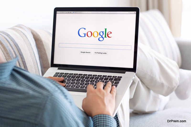 using Google to get more information