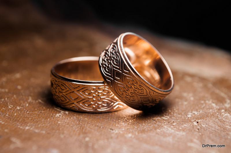 Select Celtic Wedding Rings