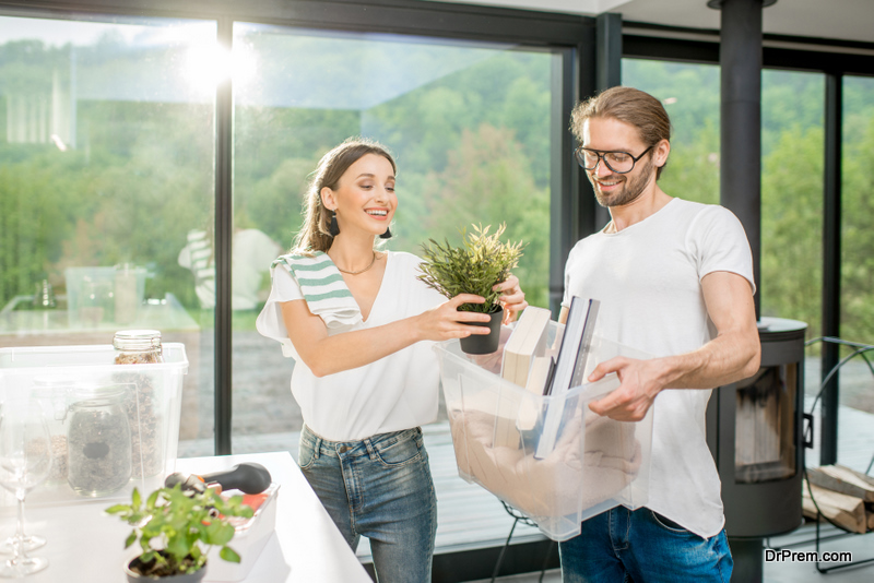 Decorating Your First New Home